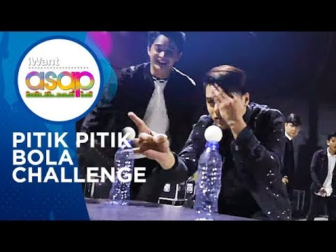 'Pikit Pitik Bola Challenge' with PBB Otso Batch 3 Teen Housemates | iWant ASAP Highlights