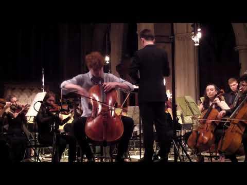 Haydn, Cello Concerto No. 1, 3rd Movement - Joe Pritchard