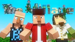 """""""The Village"""" – Episode 1 (An Original Minecraft Series Animation) + Minecraft Songs"""