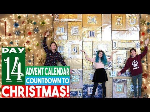 BIGGEST Advent Calendar! Day 14 Christmas Countdown 2018