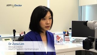 Blurring of Vision in Adults & Children - Ophthalmology