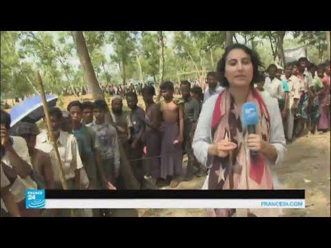 الروهينغا: المساعدات الإنسانية لا تسد احتياجات اللاجئين  - نشر قبل 18 ساعة