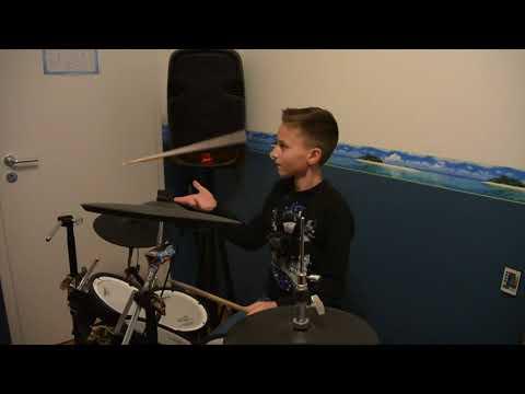 Drum Cover Cool Kids von Echosmith played on Roland TD-25