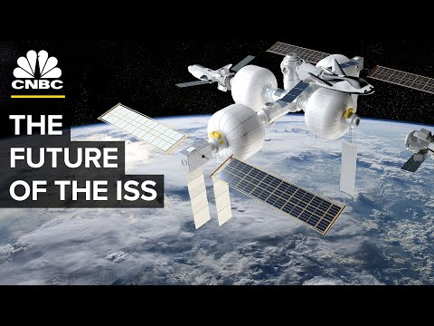 What The Next Space Station May Look Like