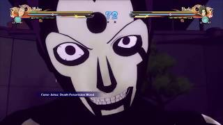 #3 Survival 30 W Streaks Challenge Naruto Storm 4 PS4 Live