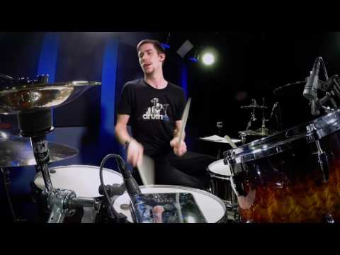 Drum Cover/Drum Solo (DRUMS ONLY) - Stay Crunchy - Ronald Jenkees
