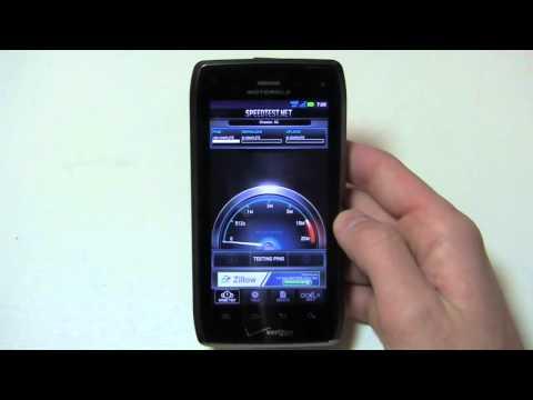 Motorola DROID 4 Review Part 2