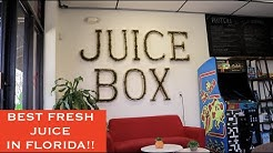 BEST PLACE TO GET A FRESH JUICE IN JACKSONVILLE FLORIDA