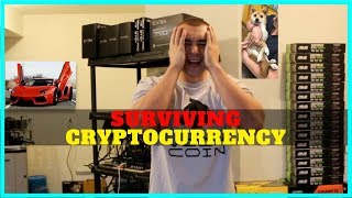 Surviving Bitcoin and Cryptocurrency Price Crashes & Tails Vosk Health Update