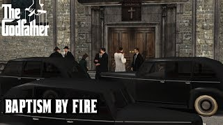 The Godfather (PC) - Final Mission & Credits - Baptism By Fire