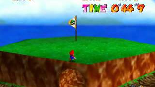 Super Mario 64 - Star Guide #2 Footrace With Koopa the Quick