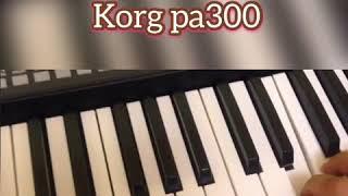 Armenian set Korg pa300 6/8, Rumbo oberham tar garmon fuz guitar duduk