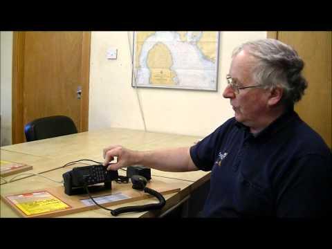 ScotSail VHF Marine Radio Licence - Basic Controls