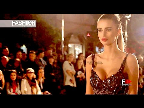 SERBIA FASHION WEEK Fall Winter 2017 2018 opening day - Fashion Channel