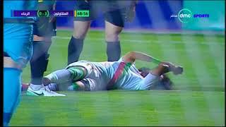 ملخص الشوط الثاني من مباراة المقاولون العرب vs الرجاء - الدوري المصري