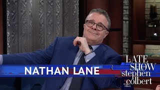 Nathan Lane Is Playing Roy Cohn, Donald Trump's Lawyer