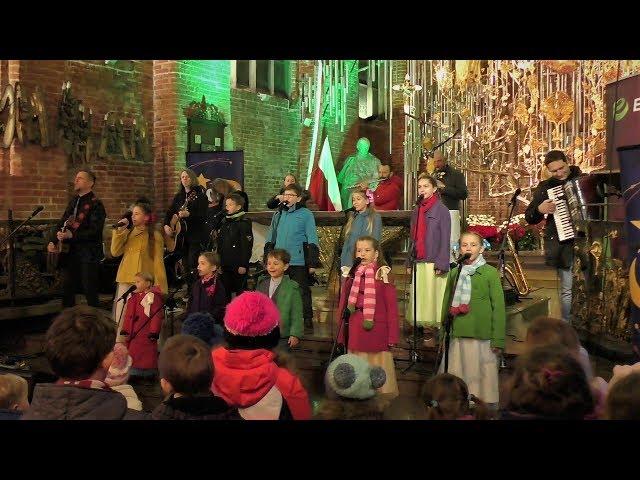 ARKA NOEGO - koncert kolędowy w Bazylice św. Brygidy w Gdańsku (13.01.2018)