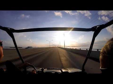 Ride through post Irma Key West