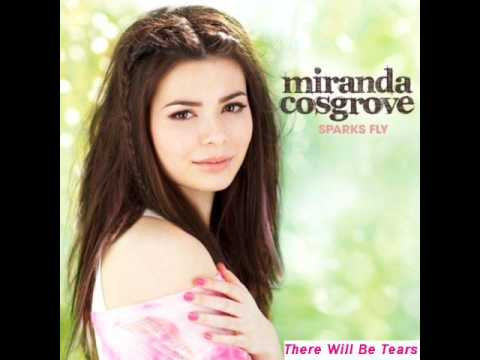 Miranda Cosgrove There Will Be Tears full song with lyrics.wmv