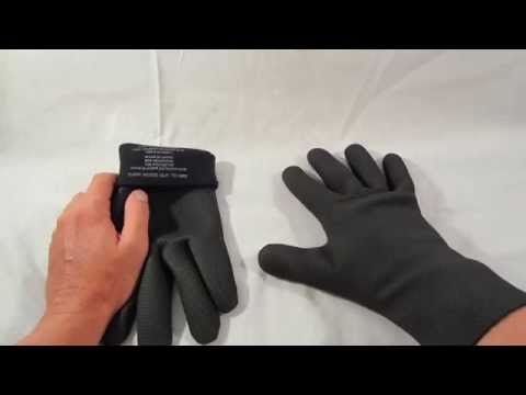 Glacier Glove Ice Bay Waterproof Fishing Glove Review