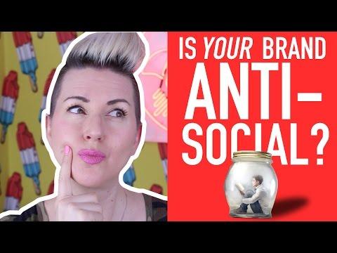 Do You Have an Anti-Social Brand? || Truly Social with Tara