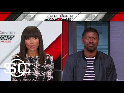 Jalen Rose Talks LeBron James And Derrick Rose's Future   SportsCenter   ESPN