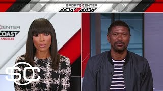 Jalen Rose Talks LeBron James And Derrick Rose's Future | SportsCenter | ESPN