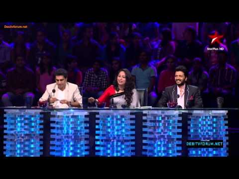 India's Dancing SuperStar 14th July 2014 part 1