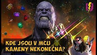 Kde jsou Kameny nekonečna / Infinity Stones? | ULBERT
