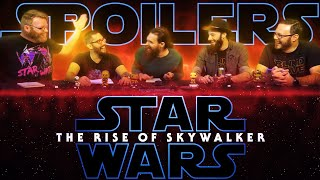 Star Wars: The Rise of Skywalker - MOVIE REVIEW and DISCUSSION [Spoilers!]
