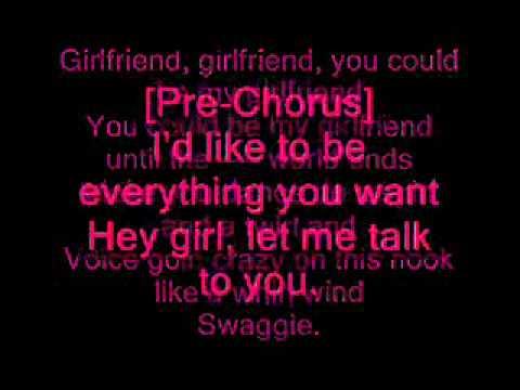 If i was your boyfriend-Justin bieber with lyrics