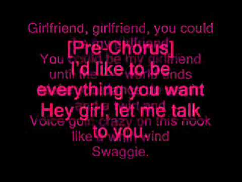 If i was your boyfriend-Justin bieber with lyrics