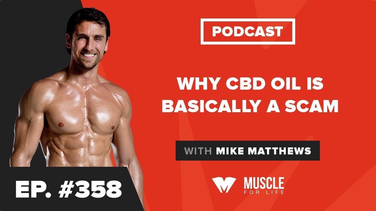 Why CBD Oil Is Basically a Scam - Legion Athletics