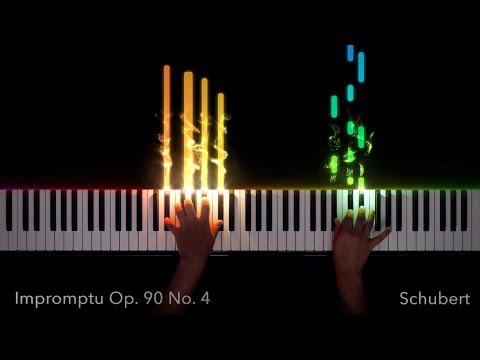 Schubert - Impromptu Op. 90 No. 4 In A♭major