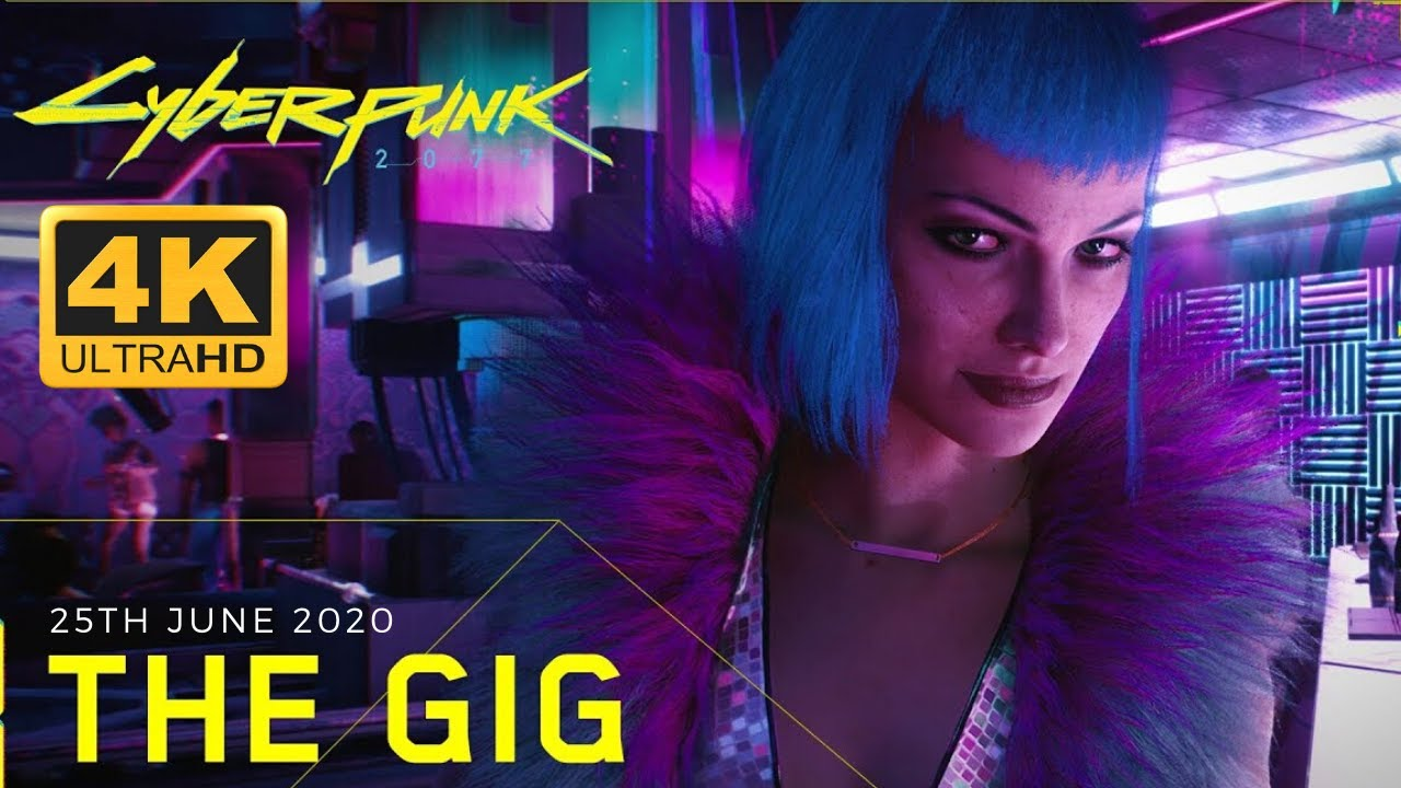 Cyberpunk 2077 — Official Trailer — The Gig PC/PS4/PS5 ...