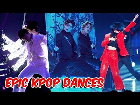 MOST EPIC KPOP DANCES! That Had Me Shook - PART2
