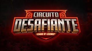 Circuito Desafiante 2019 - Primeira Etapa - Semana 5, Dia 2