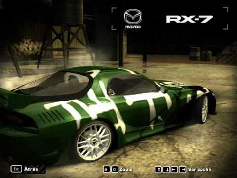 Need For Speed Carbon Cars Wallpapers Nfsmw Actualizado Vinilo De Kenji Nfs Carbon Para
