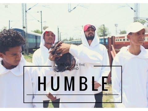 HUMBLE ' By Kendrick Lamar Ft  FC CREW X  SQUAD  Choreography