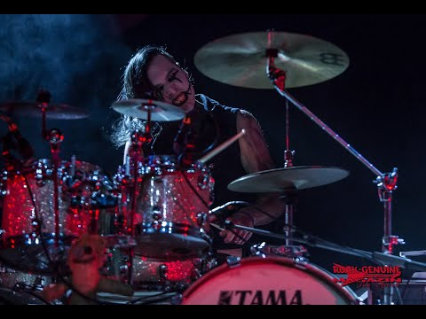 RIzzy Misery - Drum Cam - Legion. Heart Of The Hurricane Tour