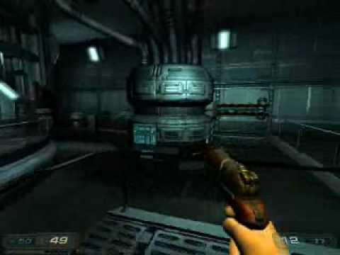 Paul's Gaming - Doom 3 MAP - T-Lab Complex |