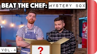 BEAT THE CHEF: MYSTERY BOX CHALLENGE | Vol. 4