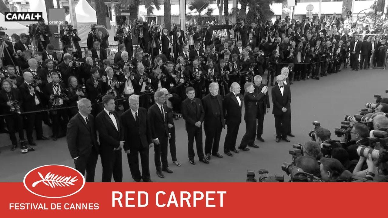 70e ANNIVERSAIRE - Red Carpet - EV - Cannes 2017