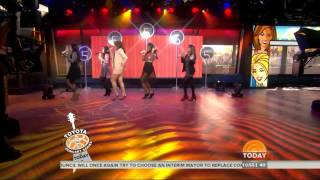 Fifth Harmony performing Better Together on the Today Show. (HD)