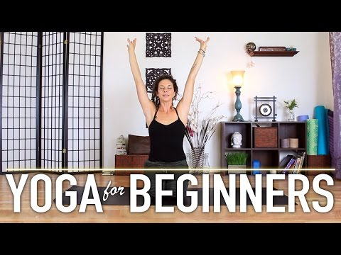 Yoga For Beginners - 20 Minute Home Yoga Workout