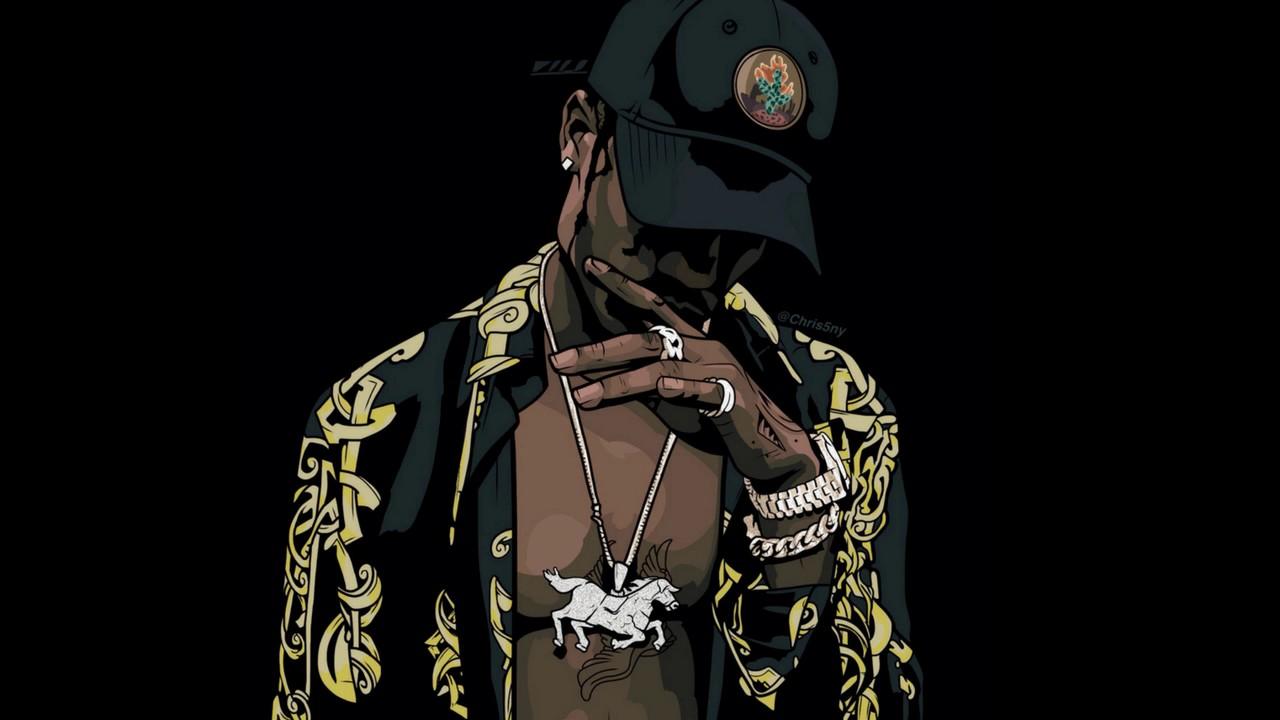 (FREE) Asap Rocky X Travis Scott Type Beat