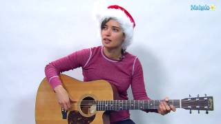 How to Play Have Yourself a Merry Little Christmas on Guitar