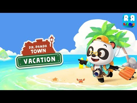 Dr. Panda Town: Vacation (by Dr. Panda Ltd) - OUT NOW on Appstore!! | iPad Gameplay