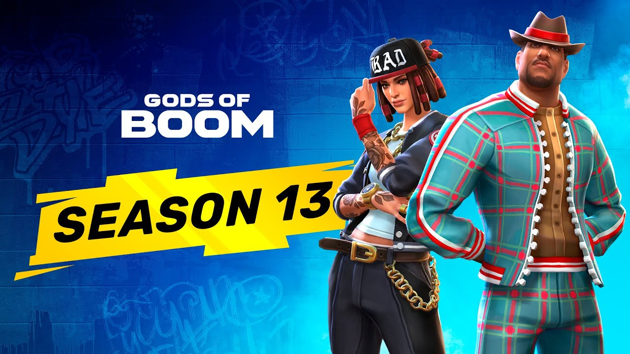 New Season Trailer – Season 13 - Gods of Boom