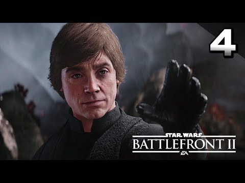 STAR WARS Battlefront II Gameplay Walkthrough Part 4 · Mission: The Observatory (Story Campaign)